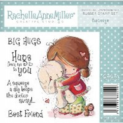 Rachelle Anne Miller Rubber Stamps - Squeeze