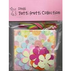 The Tutti Frutti Collection - Sparkly Stems Card Kit