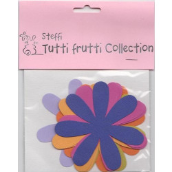 Tutti Frutti Collection - Flowers - Brights